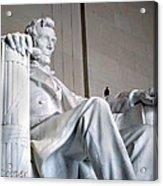 Lincoln Memorial Acrylic Print