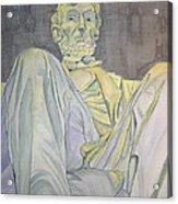 Lincoln Acrylic Print