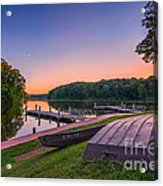 Lincoln Trail State Park Acrylic Print