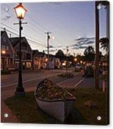 Lincolnville Maine Acrylic Print