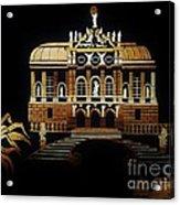 Linderhof Palace Acrylic Print