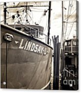 Lindsay L Acrylic Print