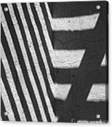 Line D Acrylic Print