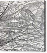 Linear Space Acrylic Print