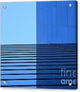 Squared Reflection Acrylic Print