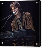Linford Detweiler Of Over The Rhine Acrylic Print