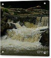Linville Falls Acrylic Print