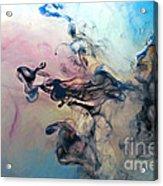 Lion Race Acrylic Print by Petros Yiannakas