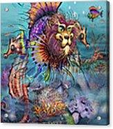 Lionfish Acrylic Print