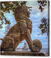 Lions Bridge West Lakeside Acrylic Print