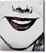 Liposuction Successful  Acrylic Print by Sir Josef - Social Critic -  Maha Art
