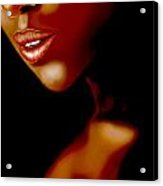 Lipsy Acrylic Print