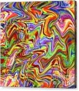 Liquid 1 Acrylic Print