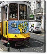Lisboa Acrylic Print