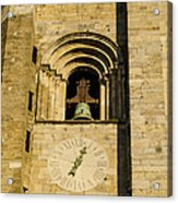 Lisbon Cathedral Bell Tower Acrylic Print