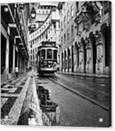 Lisbon Acrylic Print
