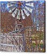 Listen To The Wind Acrylic Print