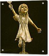 Little Bear Dancer Acrylic Print
