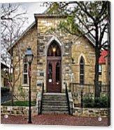 Little Church At La Villita  Acrylic Print