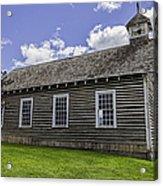 Little Church - World Mining Museum Acrylic Print