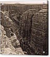 Little Colorado River Overlook Acrylic Print