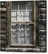 Little Cottage Window Acrylic Print