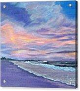 Little Gasparilla Island Sunset Acrylic Print