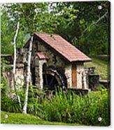 Little Mill Eastern State College Acrylic Print