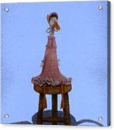 Little Miss Muffet... Acrylic Print