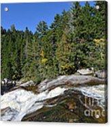 Little Niagara 5295 Acrylic Print
