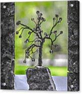 Little Pearl Tree II Acrylic Print