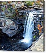 Little River Falls Acrylic Print