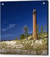 Little Sable Point Light No.0285 Acrylic Print