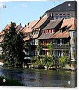 Little Venice - Bamberg - Germany Acrylic Print