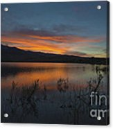 Little Washoe Sunset II Acrylic Print