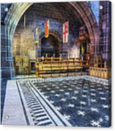 Liverpool Cathedral V2 Acrylic Print
