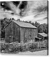 Livery Barn 17834 Acrylic Print