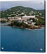 Living High In Saint Thomas Acrylic Print