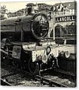 Llangollen Railway Acrylic Print