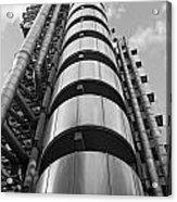 Lloyds Building London Acrylic Print