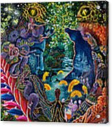 Llullon Llaki Supai Acrylic Print