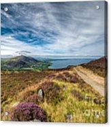 Llyn Peninsula Acrylic Print
