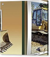 Loader - Cross Your Eyes And Focus On The Middle Image Acrylic Print