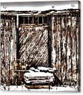 Loading Dock Acrylic Print