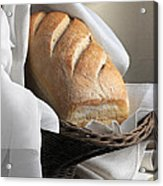 Loaf Of Bread Acrylic Print