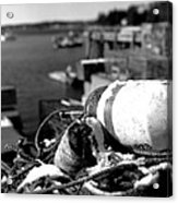 Lobster Traps 07 Acrylic Print
