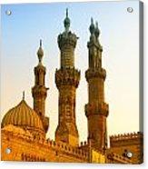Local Cairo Mosque 05 Acrylic Print