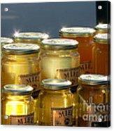 French Honey  Acrylic Print by France  Art