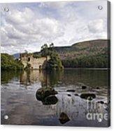Loch-an-eilein Castle - D003341 Acrylic Print