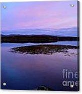 Loch Dunvegan At Sunrise Acrylic Print